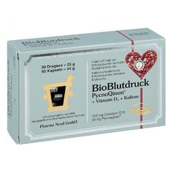 Bioblutdruck drażetki + kapsułki