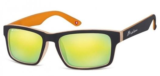 Okulary klasyczne montana ms35d revo orange