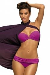 Kostium kąpielowy marko shanon burlesque m-323 różowy 36
