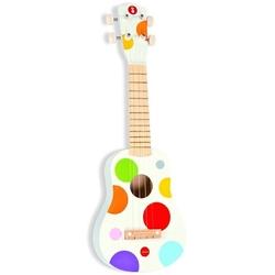 Ukulele instrument confetti