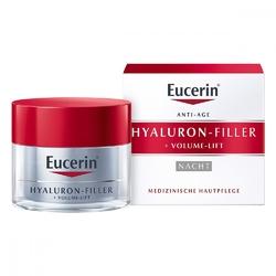 Eucerin volume-filler krem przywracający objętość na noc
