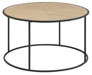 Duży stolik kawowy jolene paulownia