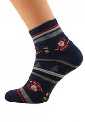 Skarpety bratex 2988 x-mass socks damskie