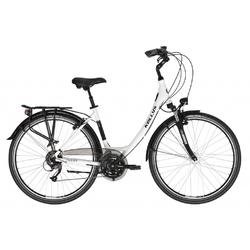 Rower miejski kellys avery 70 2021, kolor biały-czarny, rozmiar 43cm