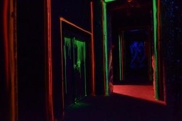 Laserowy paintball dla dwojga - katowice