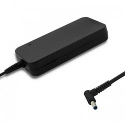 Qoltec zasilacz do hp 150w 19.5v 7.7a 4.5x3.0 + kabel zasilający