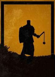 For honor - conquerer - plakat wymiar do wyboru: 40x50 cm