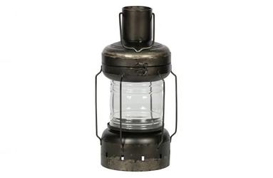 Be pure metalowa lampa byłskowa czarny 800026-z