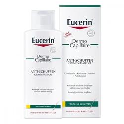 Eucerin dermocapillaire szampon przeciwłupieżowy kremowy