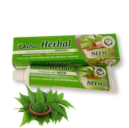 Pasta do zębow dabur herbal toothpaste neem