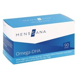 Omega dha menssana kapsułki