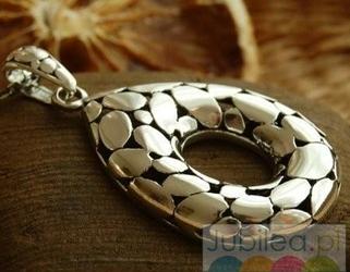 Wiano - srebrny wisior
