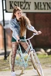 Rajstopy gabriella rowerowe
