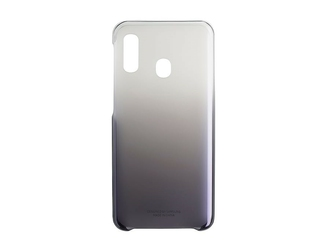 Samsung Etui Gradation Cover do A20e czarne