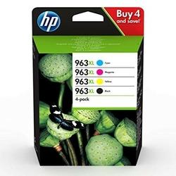 HP Inc. Wkład do drukarki atramentowej 963XL CMYK 4-Pack 3YP35AE