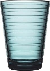Szklanki aino aalto 330 ml 2 szt. seablue