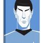 Star trek pop spock - obraz na płótnie