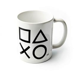 Playstation shapes - kubek