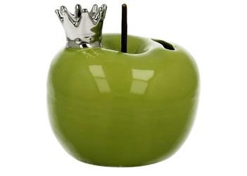 Duo skarbonka jabłko green