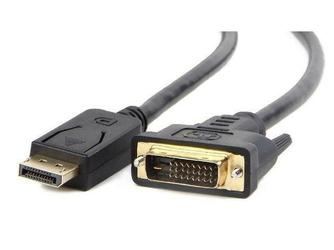 Gembird Kabel DisplayportM-DVI-D24+1 1m