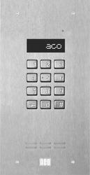 Aco inspiro 1s+ centrala slave 1020 lokali lcd, stal nierdzewna - możliwość montażu - zadzwoń: 34 333 57 04 - 37 sklepów w całej polsce