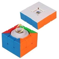 Yuxin skrzynia skarbów 3x3x3 magic cube stickerless