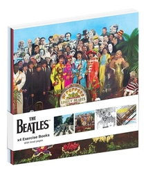 The beatles albums - notes kieszonkowy