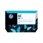 Hp 80 wkład atramentowy błękitny 350 ml