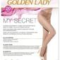 Rajstopy golden lady my secret 20 den