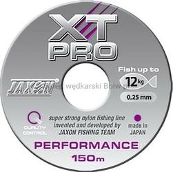 Żyłka uniwersalna Jaxon oliwkowa XT-PRO Performance 150m 0,27mm 14kg