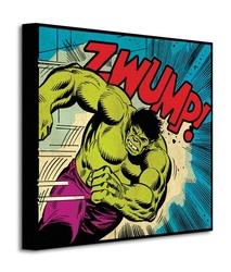 Hulk zwump - obraz na płótnie