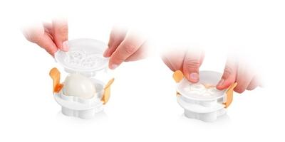 Tescoma foremki do formowania jajek presto 4 szt.