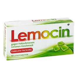 Lemocin na ból gardła