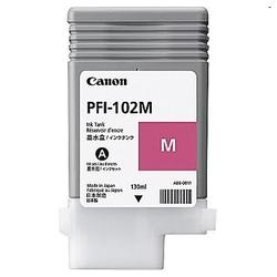 Tusz oryginalny canon pfi-102m cf0897b001a purpurowy - darmowa dostawa w 24h