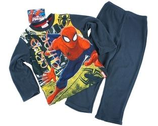 Piżama polarowa spiderman crime 3 lata