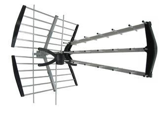 Antena DVB-T MT1000 MITON kierunkowa pasywna 18 dB - Szybka dostawa lub możliwość odbioru w 39 miastach