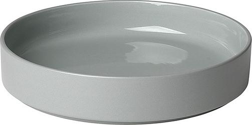 Talerz głęboki pilar mirage grey