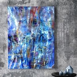 Obraz na płótnie - artistic fall , wymiary - 70cm x 100cm