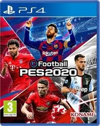 Cenega Gra PS4 EFOOTBALL PES 2020