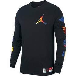 Koszulka Air Jordan DNA Long-Sleeve Crew - AT8938-010