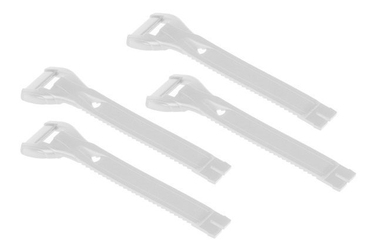 Gaerne paski do butów sg-12, sg-10 krótkie białe