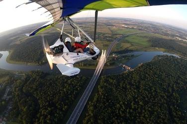 Lot motolotnią - wrocław