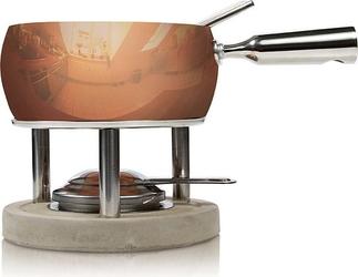 Zestaw do fondue fondue copper
