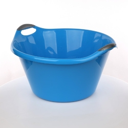 Miska  miednica plastikowa artgos niebieska 25 l