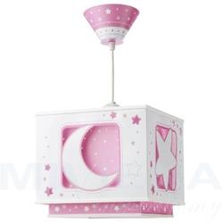 Moonlight-księżyc lampa wisząca różowy