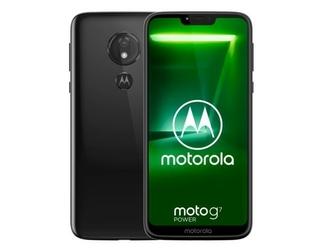 Motorola Smartfon Moto G7 Power Dual Sim 464GB czarny