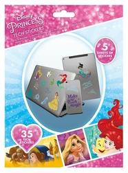 Disney Princess - naklejki na laptopa