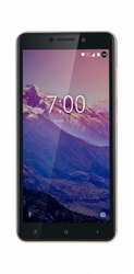 Kruger  Matz Smartfon MOVE 8 mini złoty