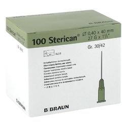 Sterican dentalkan.luer 0,40x40