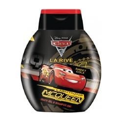 La rive disney cars 2in1 szampon  żel pod prysznic seet cola 250ml